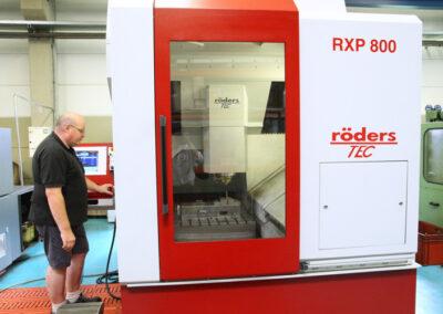 Fertigungsmaschine Procim Werkzeugbau